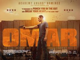 OMAR Fundraising Special Screening with Q&A