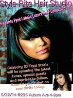 Style-Rite Studio Presents Pynk Labels Luxury Hair...