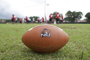 NIU Football Alumni - Team Meeting
