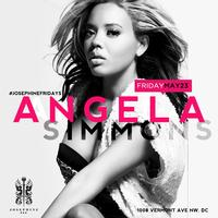 Angela Simmons hosts #OneOfThoseNightsDC at...