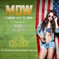 Memorial Day weekend at Finale w/ DJ SussOne