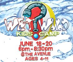 WET&WILD KIDS CAMP