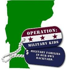 University of Vermont Extension - Operation: Military Kids Vermont logo