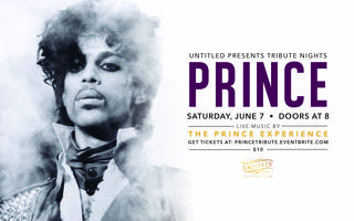 Celebrate Prince's Birthday with The Prince Experience