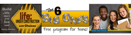 6 Big Ones for Middle School Summer 2014
