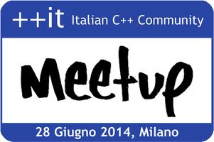 Italian C++ Community Meetup