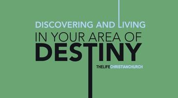 Discovering Your Area of Destiny Workshop