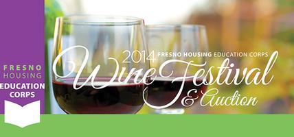 2014 Fresno Housing Education Corps Wine Festival