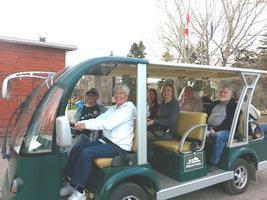 Minibus Flood Tour