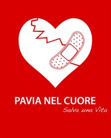 Pavia nel Cuore logo