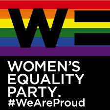Women's Equality Party Glasgow Branch logo