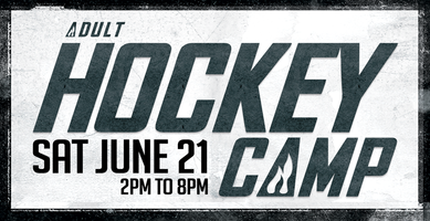 1-Day Adult Hockey Camp featuring coaches Don Granato,...