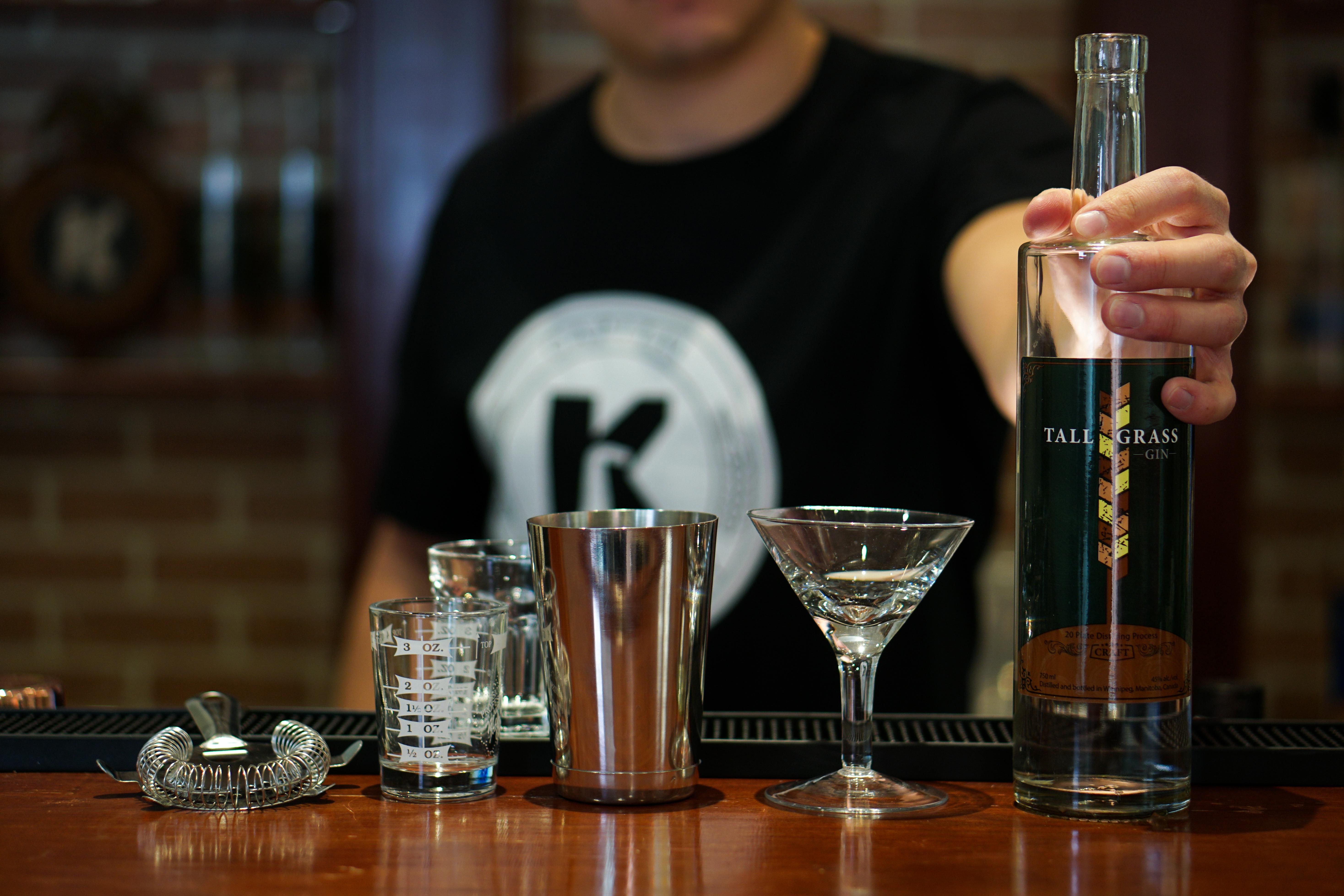 Capital K Distillery Cocktail Class