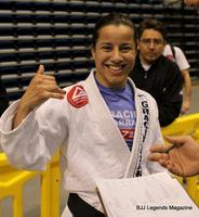 BJJ Seminar with 3 Time World Champion - Fabiana...