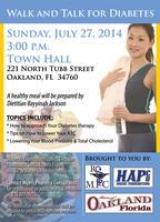 MPC - Healthy Walk and Talk - West Orange County