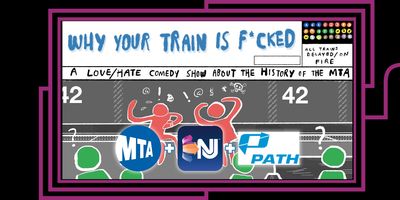 Why Your Train is F*cked: NJTransit and the PATH