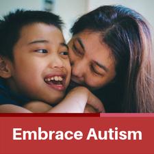 Embrace Autism logo
