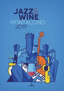 Jazz & Wine in Montalcino logo