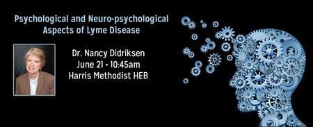 Join Dr. Nancy Didricksen June 21: Psychological...