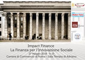 Impact Finance - La finanza per l'Innovazione Sociale