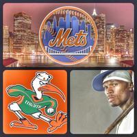 Mets v Padres & 50 Cent Postgame Concert