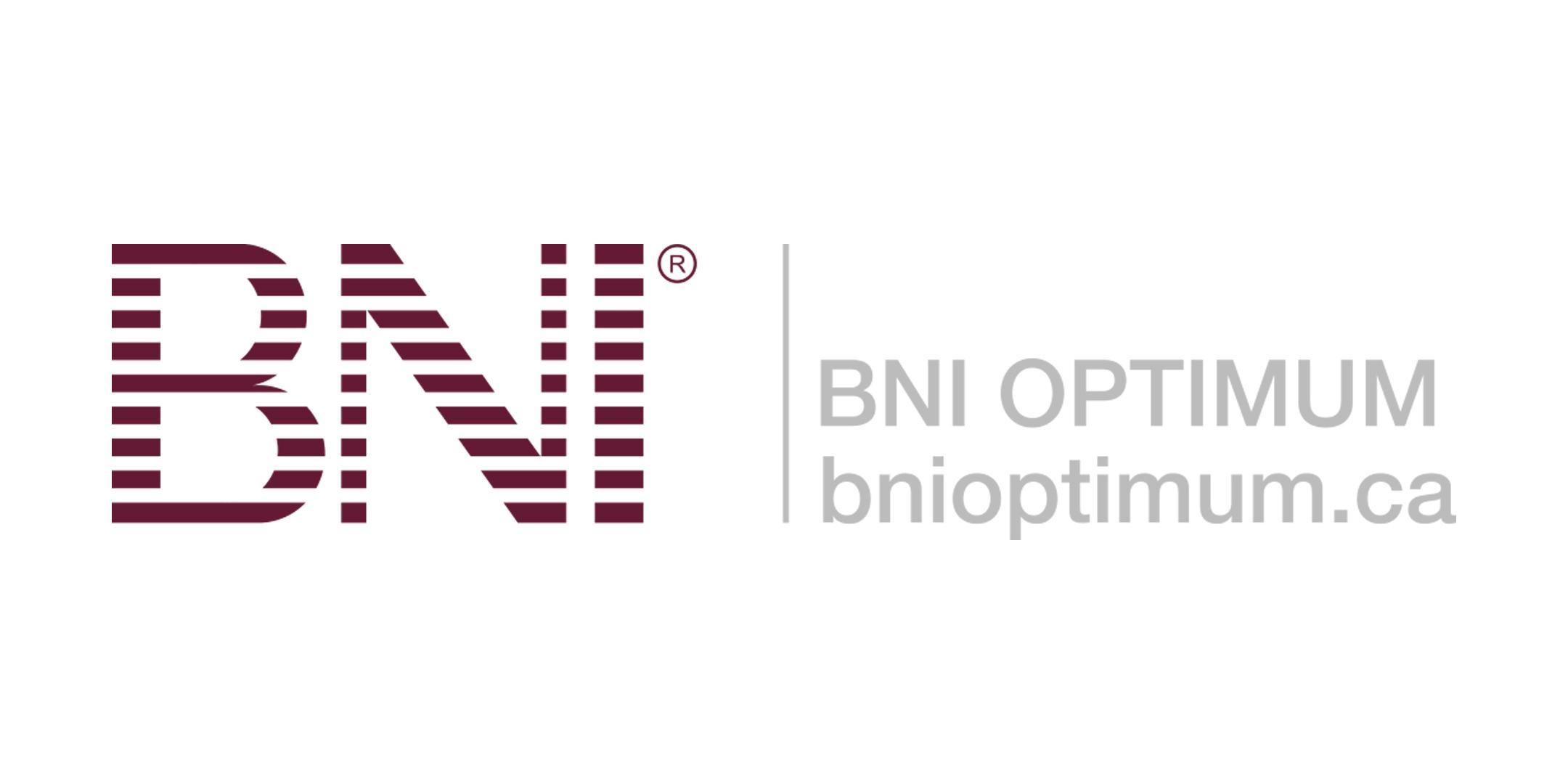 2020 BNI Optimum Chapter - Thursday Network Luncheon