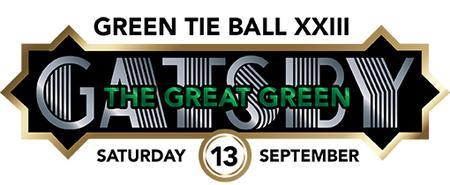 Green Tie Ball XXIII - The Great Green Gatsby
