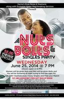 NUTS & BOLTS SINGLES EVENT @ KARMA BISTRO ATL
