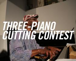 Three-Piano Cutting Contest w/Orrin Evans (DC Jazz...