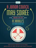 Junior Council's May Soiree @ Ranallis!