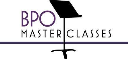 BPO Masterclass with Demarre McGill