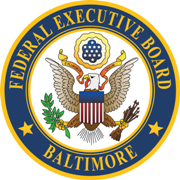 BALTIMORE FEDERAL EXECUTIVE BOARD logo