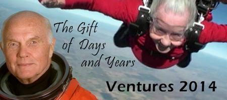 Ventures 2014 - The Gift of Days and Years