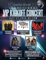 VIP Kickoff Traditional Concert