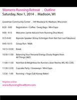 Womens Running Retreat - Madison, WI
