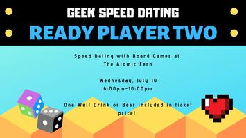 Game speed dating