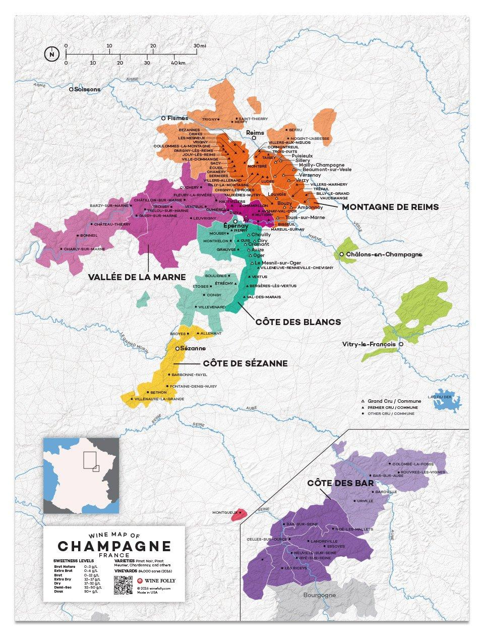 French Wine Education