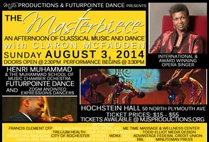 The Masterpiece: Classical Music & Dance Sunday...