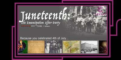 Juneteenth: The Emancipation After-Party