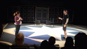 Sea Tea Improv's Teams of Two at the Carriage House...