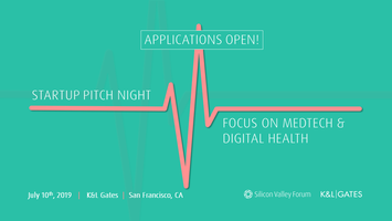 Startup Pitch Night: Focus on MedTech & Digital Health