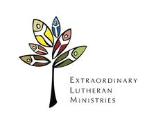 Extraordinary Lutheran Ministries logo