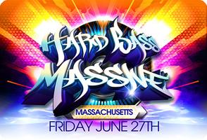 Hard Bass Massive in Massachusetts