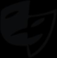 Lindsay Little Theatre logo