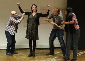Improvisation at Work Evenings: 9 - 30 Oct 2014