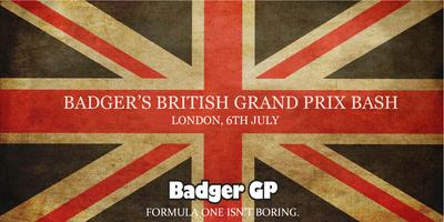 Badger's British Grand Prix Bash