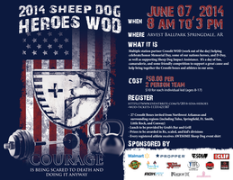 2014 SDIA Heroes WOD