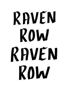 Raven Row logo