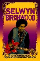 SELWYN BIRCHWOOD New Southern blues guitar phenom
