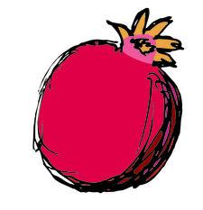 Salt & Pomegranates logo